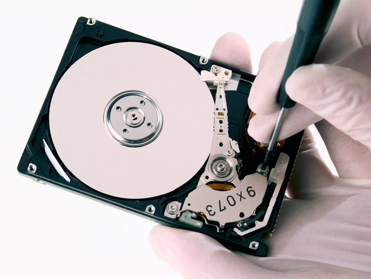 Hard drive recovery software: recover deleted