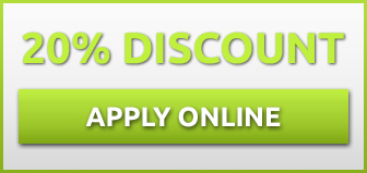 20 % discount on apply online