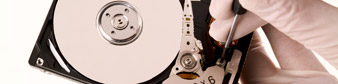 Professional data recovery